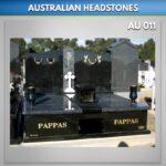 affordable granite headstones