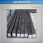 Bahama Blue Granite Kerbs