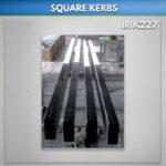 chamfered Square Kerbs