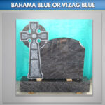 Blue Lagoon Celtic Cross