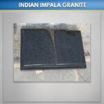 Indian Impala Granite Books