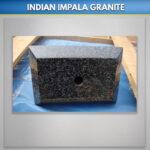 Indian Impala Granite Cross Cap