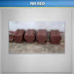 NH Red Granite Hearts