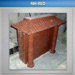 NH Red Granite Setting