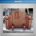 NH Red Granite Work