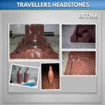 irish travellers headstones