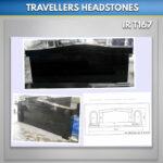 Black Irish travellers graves