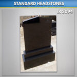 Apex Granite Headstone