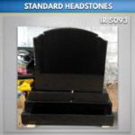 RTFS Granite Headstone