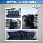 irish traveller Monuments
