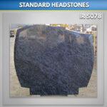 Blue Lagoon C1 Granite Monument