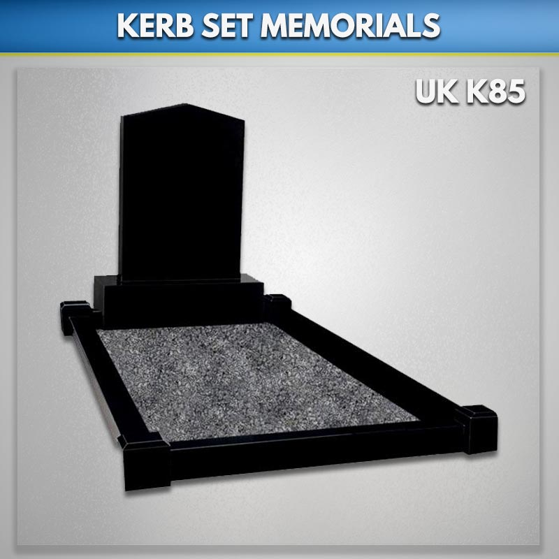 Kerbed Headstones And Kerb Sets For Uk