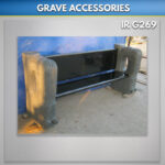 Granite Benches for cemetery personalized