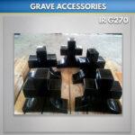 custom grave accessories