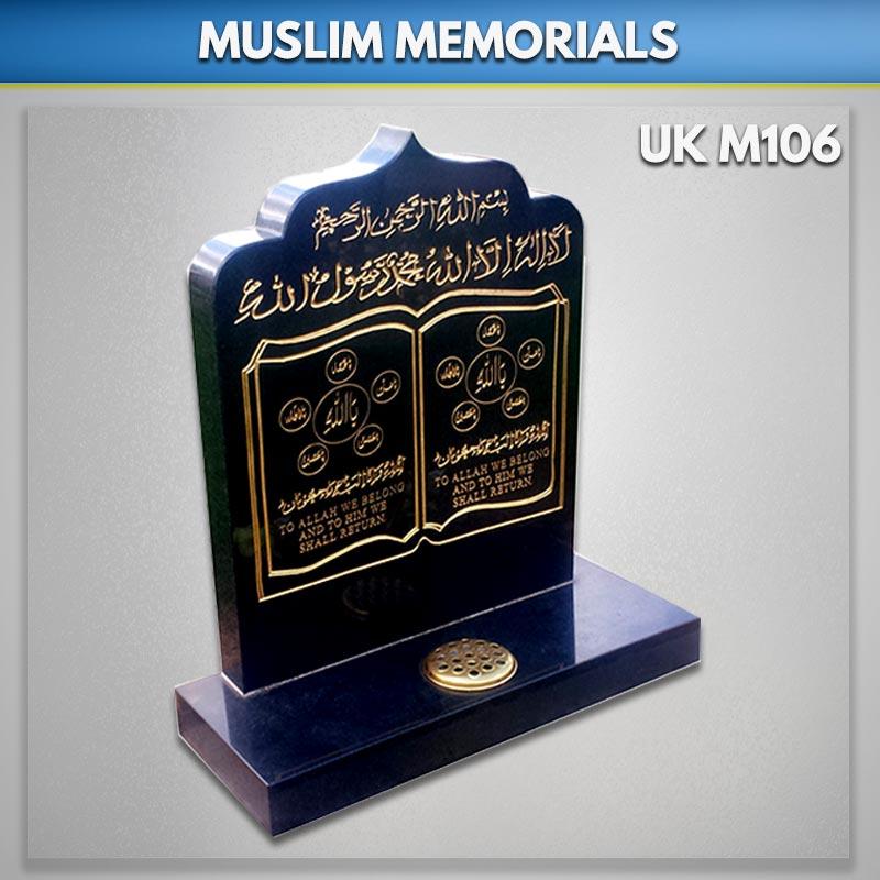 Muslim Headstones Amp Islamic Gravestones For Uk